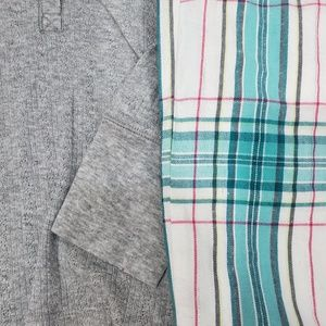 Victoria's Secret Intimates & Sleepwear - Victorias secret pajama set size small grey